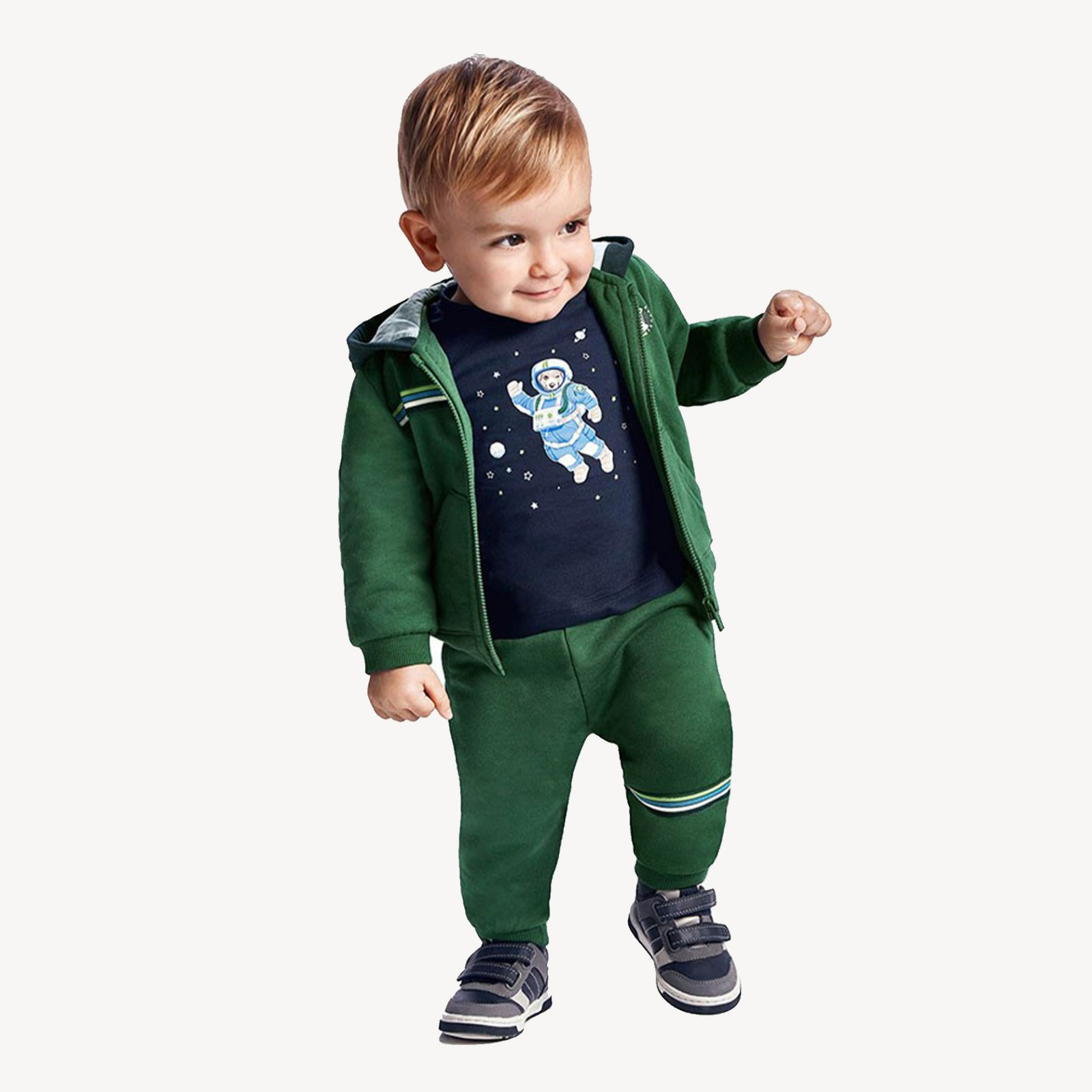 set tracksuit for baby boy mayoral winter collection familycloset