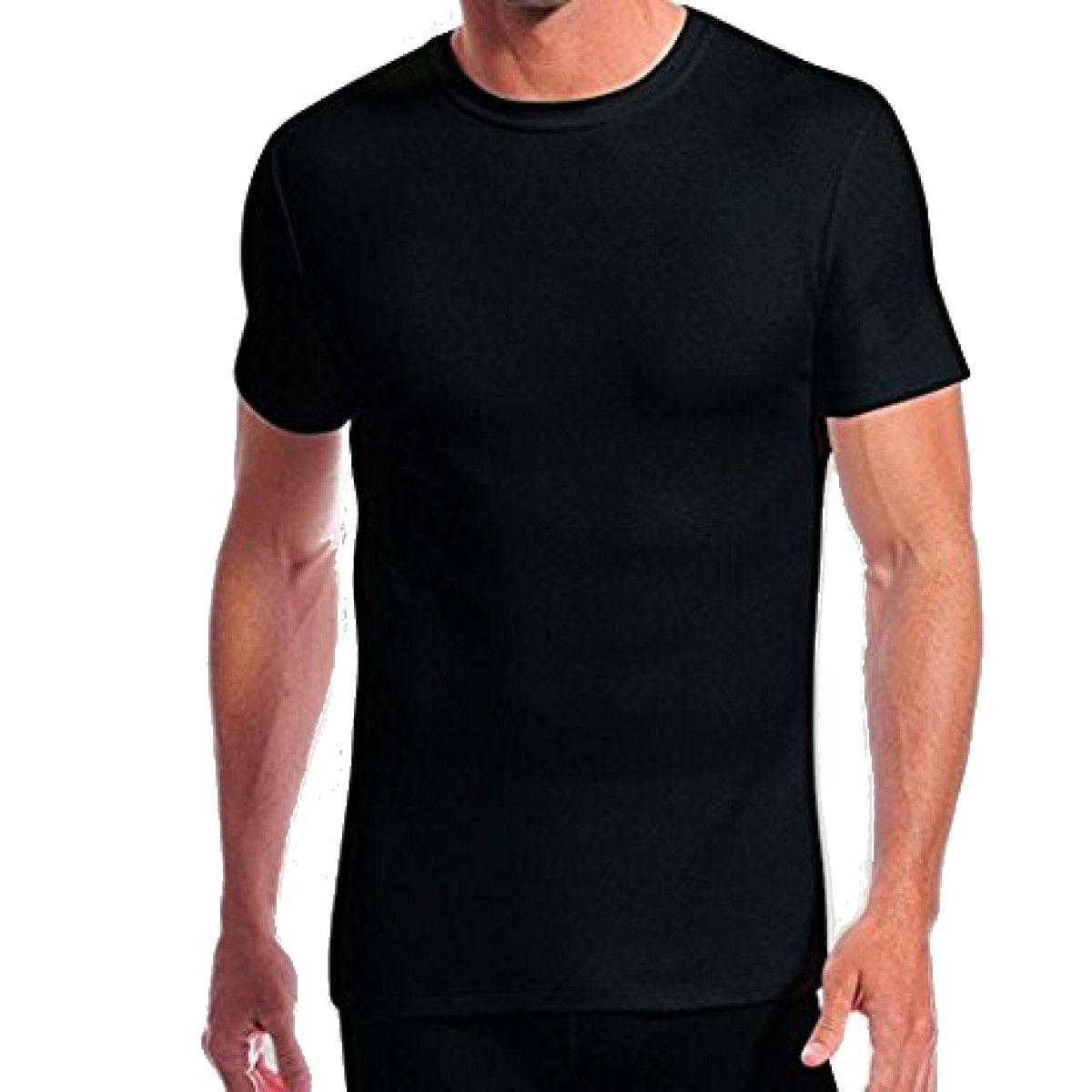 98a541b7c990 -10% T-shirt ισοθερμικό Jockey thermal 15501812 - Μαύρο Ανδρικά