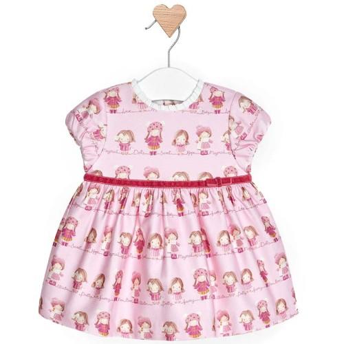 Φορεμα σταμπωτο Mayoral 1802860 - παστελ 51f631287ac