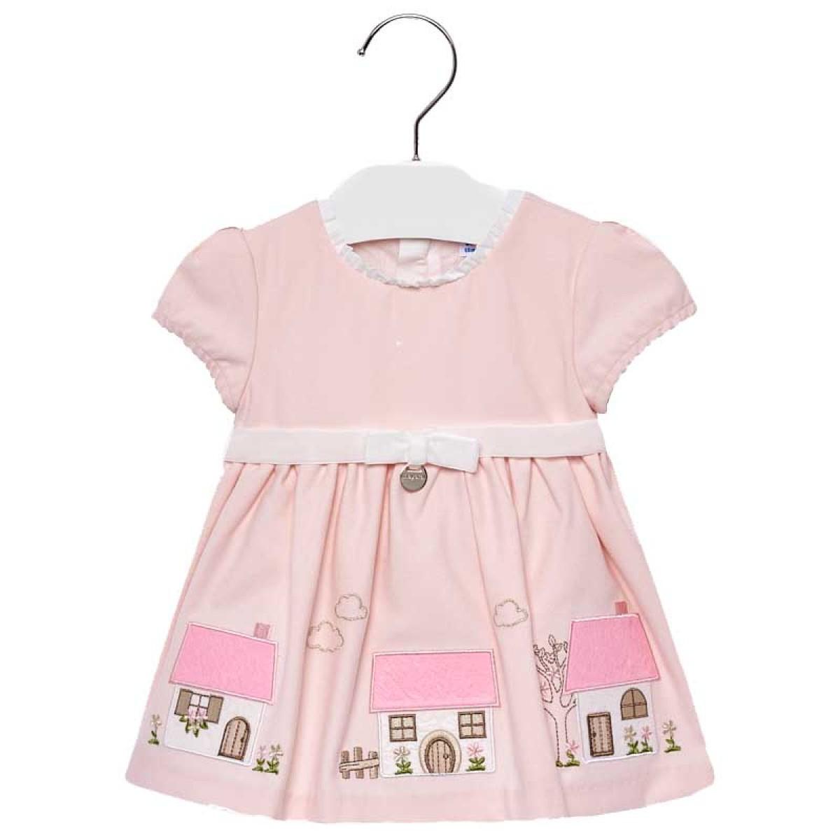 f51d0264557 -30% Φορεμα σπιτια κεντητα Mayoral 1802928 - ροζ Παιδικά