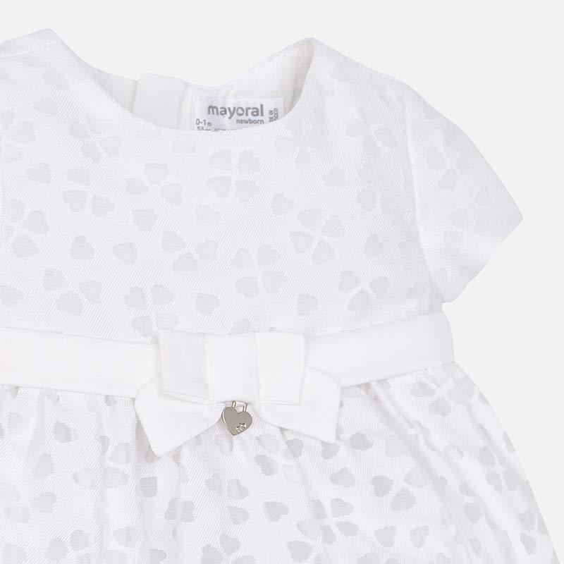 Φορεμα ντεβορε Mayoral 29-01817 - εκρου