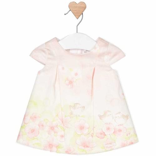 Φορεμα γραφικο Mayoral 29-01823 - ροζ Παιδικά