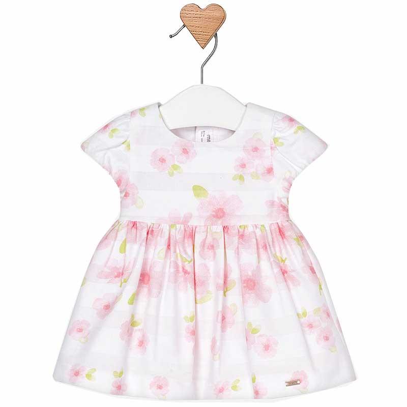 Φορεμα σταμπωτο Mayoral 29-01834 - ροζ Παιδικά