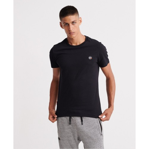 Collective Tee Superdry M1000001A - black