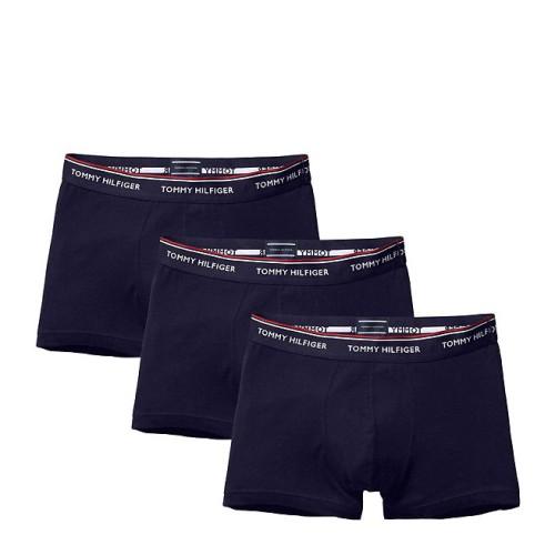 Boxer 3 pack Tommy Hilfiger IU87903842 - μπλε Ανδρικά