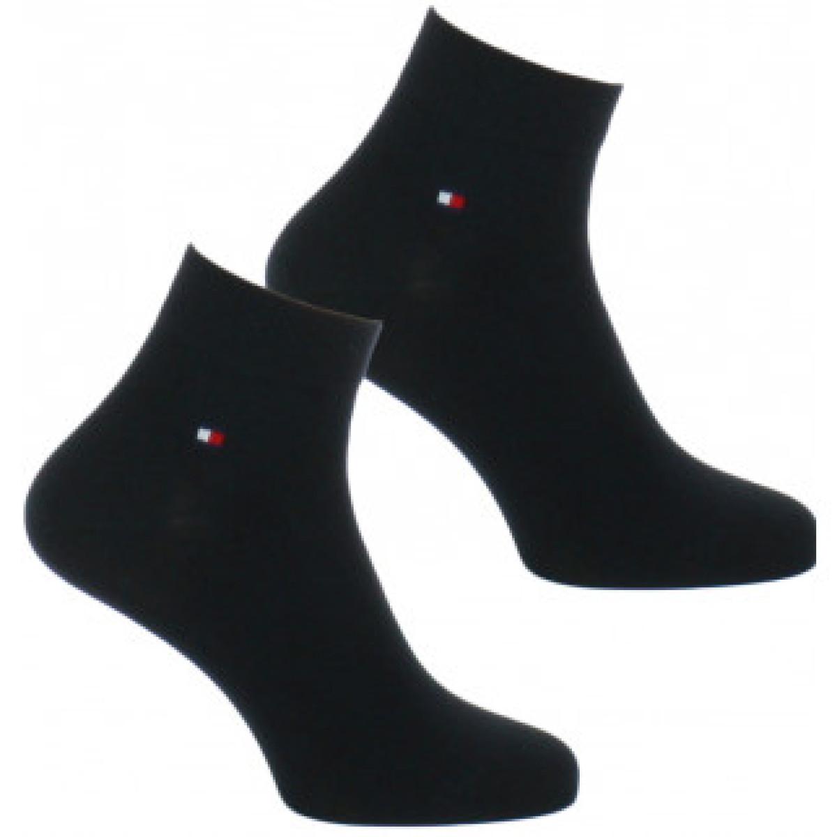 -15% Κάλτσες 2 τεμάχια Tommy Hilfiger 342025001 - μαύρο Ανδρικά 5578480f79a